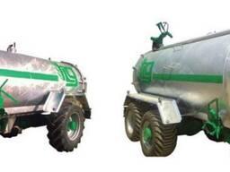 Машина внесения жидких удобрений HG C-8(Т) (8000л)