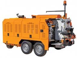 Машина для заливки швов Битумный распылитель OKUR Турция