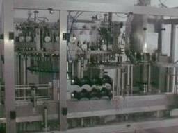 Машина фасово-укупорочная Б3-ВРБ-3-80