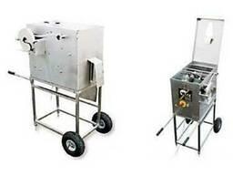 Машина филетировочная для переработки рыбы