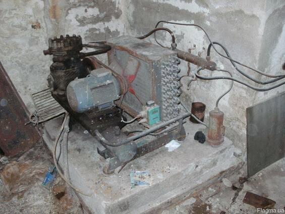 Машина холодильная ИФ 56 М