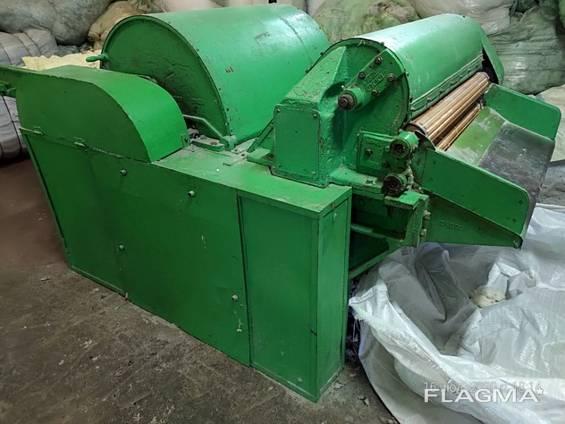 Машина переработки отходов в пухообразный наполнитель, СЩ-850