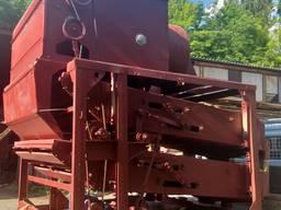 Машина первинного очищення зерна ЗВС-20а після ремонту