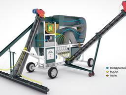 Машини очищення і калібрування зерна ІСМ, агрегати АПО, комплекс СОК, від розробника!