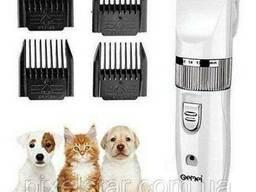 Машинка для стрижки животных Gemei GM634