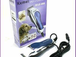 Машинка для стрижки животных Kemei RFJZ-805