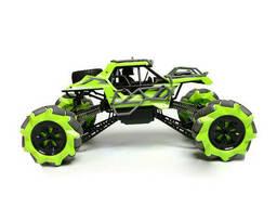 Машинка на радиоуправлении 4WD 112 Дрифт под углом 90 градусов зеленая SKL37-218619