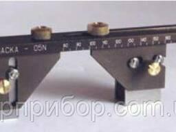 Маска-05 устройство для УЗК сварных стыковых соединений. ..