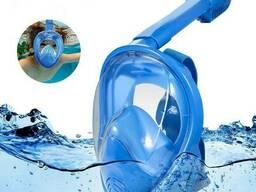 Маска Детская FREE Breath XS (от 4 до 10 лет) подводная, для плавания, ныряния. ..