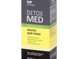 Маска для лица Elfa Pharm Detox Med 40 мл