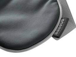 Маска для сна Baseus Thermal Series Eye Cover лайкра и хлопок. Grey