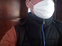 Маска натуральная ватно мамарлева доставка Киев