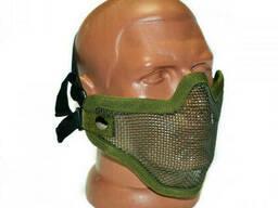 Маска сетчатая защитная на нижнюю часть лица