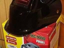 Маска сварщика Forte MC 9000 черная