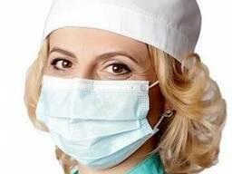 Маска защитная медицинская