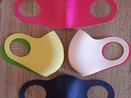Маски Питта , Защитные маски из неопрена 3х слойные маски!