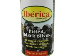 Маслины без косточки Iberica / Иберика, 4кг, (Iberika)