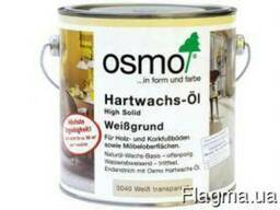 Масло белая грунтовка Osmo, 3040, 2,5л.