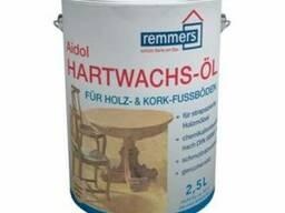 Масло-воск для мебели Hartwachs-Öl Remmers