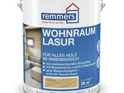 Масло для древесины внутри помещений Wohnraum-Lasur Remmers