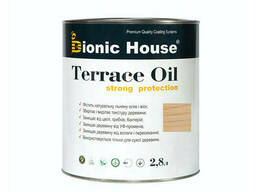 Масло для терасс Bionic-House 2,8л Белый