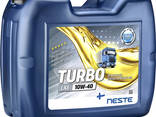 Бочка масла груз neste turbo lxe 10w-40 евро3 ( Финляндия) - фото 1