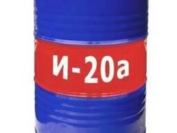 Масло индустриальное И-20А, И-30А, И-40А, И-50А