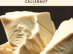 Масло какао натуральное дезодорированное монолит Callebaut D