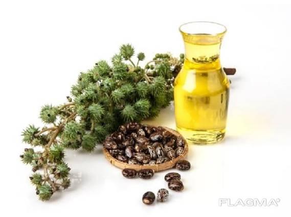 Масло касторовое Индия, рицинова олія, первый холодный отжим