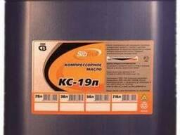 Масло компрессорное КС-19, К2-24, 20 литров