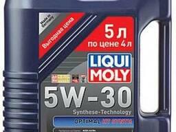 Масло моторное 5W30 LIQUI MOLY 5л НС-синтетика