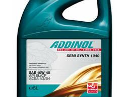 Масло моторное Addinol 10W-40 Semi Synth полусинтетическое