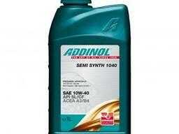 Масло моторное Addinol 10W-40 Semi Synth полусинтетика 1л