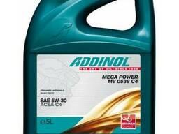 Масло моторное Addinol 5W-30 Mega Power C4 синтетическое 5л