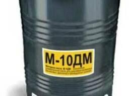 Масло моторное М-10ДМ бочка 180кг