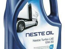 Масло моторное полусинт. Neste Turbo LXE 10W30 (API. ..