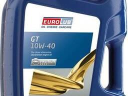 Масло моторное полусинтетическое Eurolub GT 10W-40 (5л)
