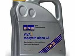 Масло моторное синтетика SRS VIVA 1 SLV plus 5W-30 оригинал