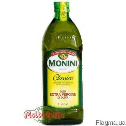 Масло оливковое Monini Classico Extra Vergine 1л Италия