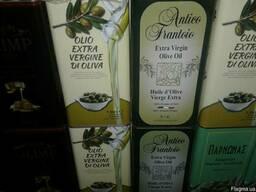 Масло оливковое. в ассортименте. 5 литров.