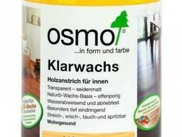 Масло Osmo для твердых пород дерева, 1101, 2, 5л.