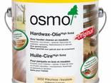 Масло Osmo с твёрдым воском 2,5 или 3 литра - фото 1