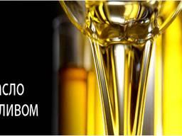 Масло подсолнечное наливом (опт) олія соняшникова
