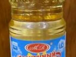 Масло подсолнечное рафинированное 1л.