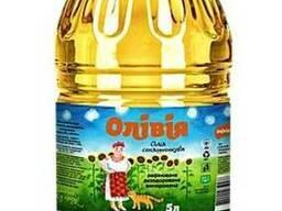 """Масло подсолнечное """"Олівія """""""