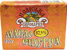 Масло сливочное 200гр. Брусилов 82, 5%
