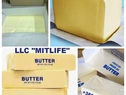 Масло сливочное 82% оптом качественный Импорт