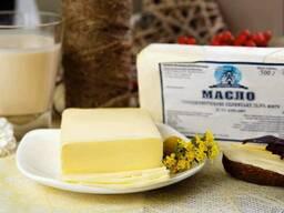 Масло сливочное ГОСТ 72, 5%