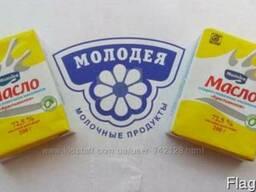 Масло сливочное производство Беларусь