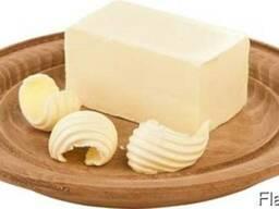 """Масло сливочное """"Селянское"""" 72,5% монолит 5, 10 кг"""